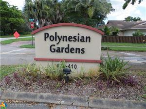 Photo of 404 NW 68th Ave #417, Plantation, FL 33317 (MLS # F10189524)