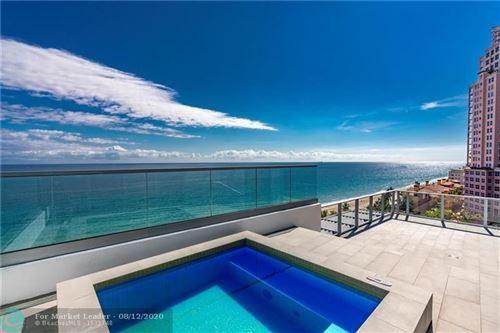 Photo of 2200 N Ocean Blvd #N903, Fort Lauderdale, FL 33305 (MLS # F10243524)