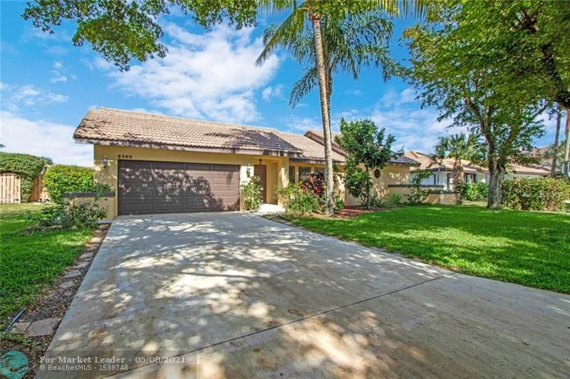 Photo of 5385 NW 60th Dr, Coral Springs, FL 33067 (MLS # F10283524)