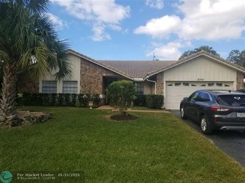 Photo of 2142 NW 85th Ln, Coral Springs, FL 33071 (MLS # F10267525)