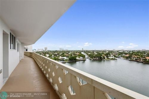 Photo of 333 SUNSET DR #806, Fort Lauderdale, FL 33301 (MLS # F10284525)