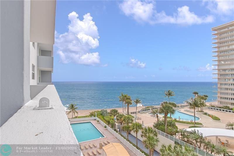 Photo of 4250 Galt Ocean Dr #6K, Fort Lauderdale, FL 33308 (MLS # F10246526)