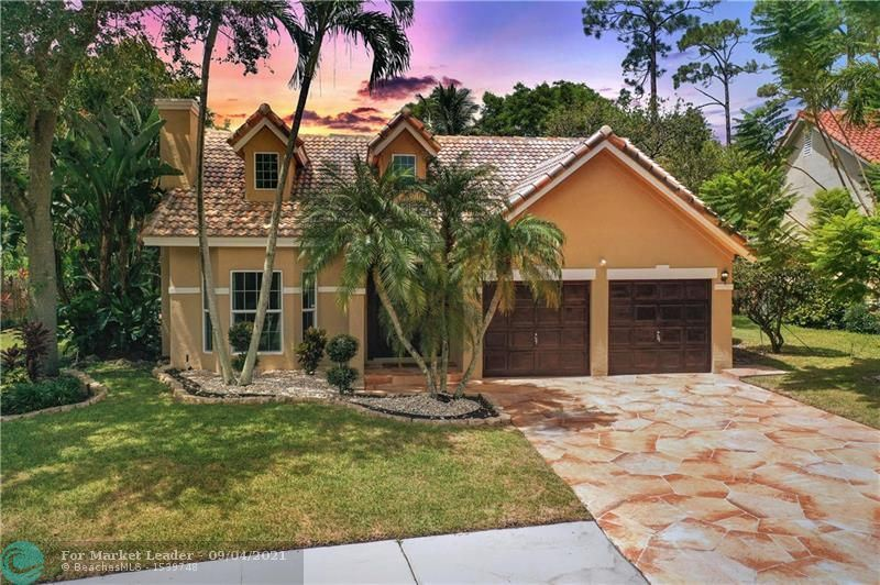 Photo for 5951 NW 65th Ct, Parkland, FL 33067 (MLS # F10299526)