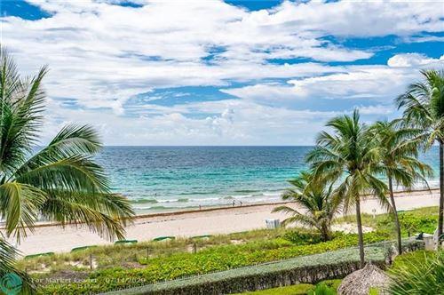 Photo of Listing MLS f10236527 in 3200 N Ocean Blvd #803 Fort Lauderdale FL 33308