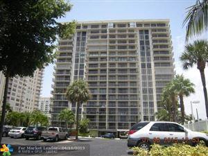 Photo of 3031 N Ocean Blvd #502, Fort Lauderdale, FL 33308 (MLS # F10161528)