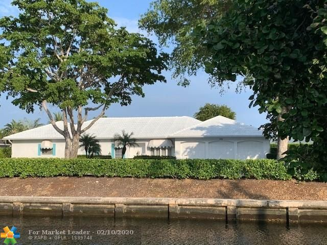 Photo for 20 S Compass Dr, Fort Lauderdale, FL 33308 (MLS # F10213528)
