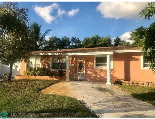 Photo of Listing MLS f10209529 in 4431 NW 36th Ct Lauderdale Lakes FL 33319