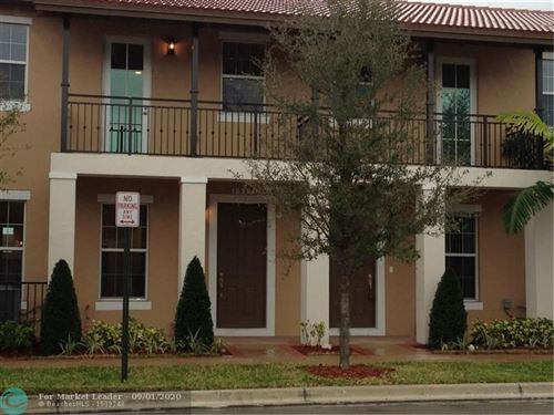 Photo of 1517 SW 147th Ave, Pembroke Pines, FL 33027 (MLS # F10244529)
