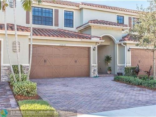 Photo of 10850 NW 74th Dr #10850, Parkland, FL 33076 (MLS # F10303529)