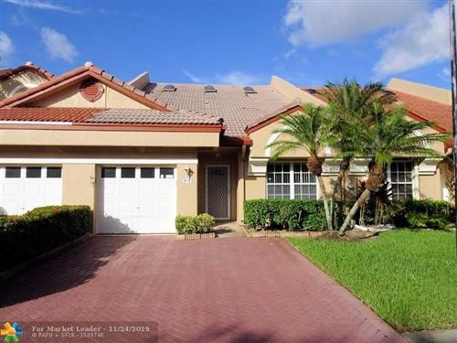 Photo of 9737 Malvern Dr, Tamarac, FL 33321 (MLS # F10204530)