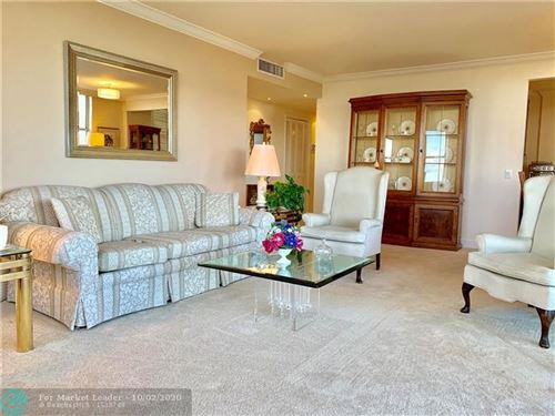Photo of 4330 Hillcrest Dr #901, Hollywood, FL 33021 (MLS # F10249532)