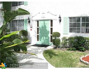 Photo of 6260 NE 18th Ave #705, Fort Lauderdale, FL 33334 (MLS # F10146533)