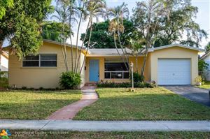 Photo of 4108 Hayes St, Hollywood, FL 33021 (MLS # F10197533)