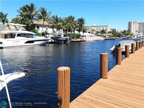 Photo of 2841 NE 33rd Ct #302, Fort Lauderdale, FL 33306 (MLS # F10302533)