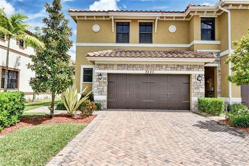 Photo of 8440 Blue Cove Way #8440, Parkland, FL 33076 (MLS # F10279534)