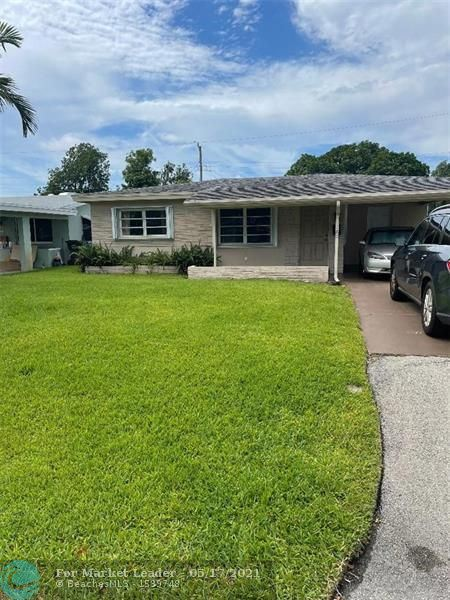 Photo of 180 NW 48th Ct, Oakland Park, FL 33309 (MLS # F10284534)