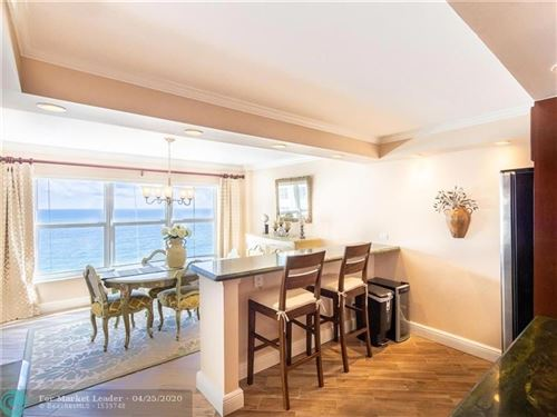 Tiny photo for 3900 Galt Ocean Dr #806, Fort Lauderdale, FL 33308 (MLS # F10203535)