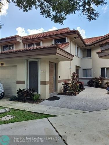 Photo of 9327 NW 9TH Place #9327, Plantation, FL 33324 (MLS # F10304535)