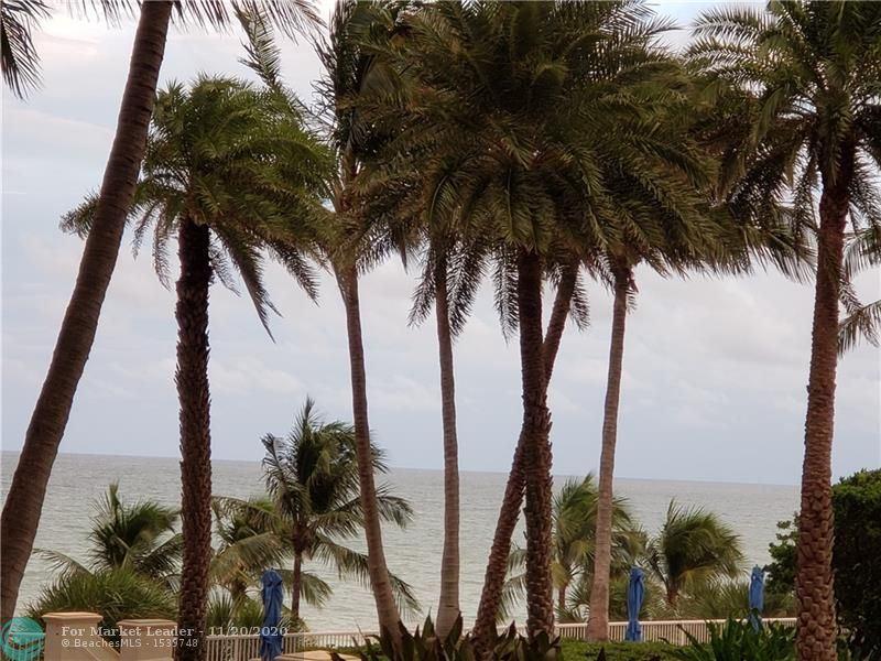 Photo of 3200 N OCEAN BL #407, Fort Lauderdale, FL 33308 (MLS # F10259535)