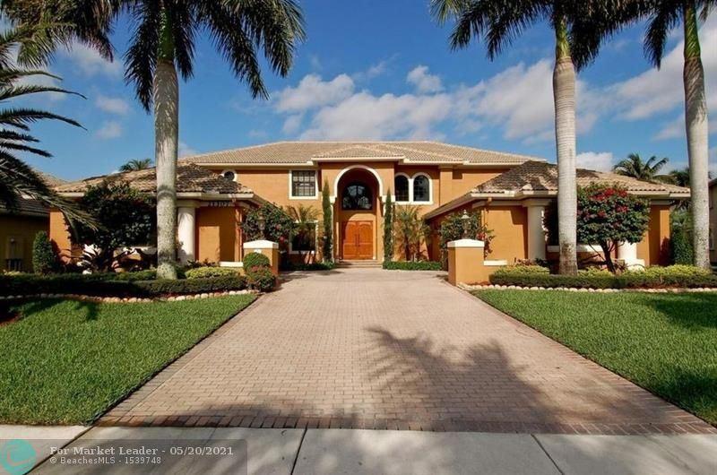 21307 Rockledge Ln, Boca Raton, FL 33428 - #: F10284535