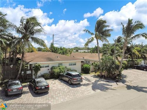 Photo of 1348 NE Holly Heights Dr #17, Fort Lauderdale, FL 33304 (MLS # F10206536)