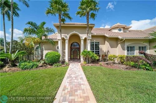 Photo of 7121 NW 65th Ter, Parkland, FL 33067 (MLS # F10252536)