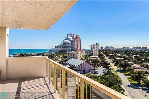 Photo of 2701 N Ocean Blvd #10-E, Fort Lauderdale, FL 33308 (MLS # F10266536)