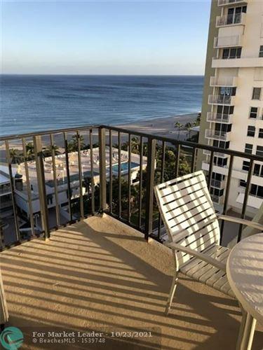 Photo of 101 Briny Ave #1506, Pompano Beach, FL 33062 (MLS # F10305536)