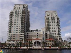 Photo of 610 W Las Olas Blvd #415N, Fort Lauderdale, FL 33312 (MLS # F10193538)