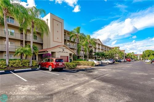 Photo of 1500 SW 131st Way #412N, Pembroke Pines, FL 33027 (MLS # F10305538)