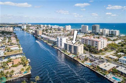 Photo of 615 N Riverside Dr #703, Pompano Beach, FL 33062 (MLS # F10267539)