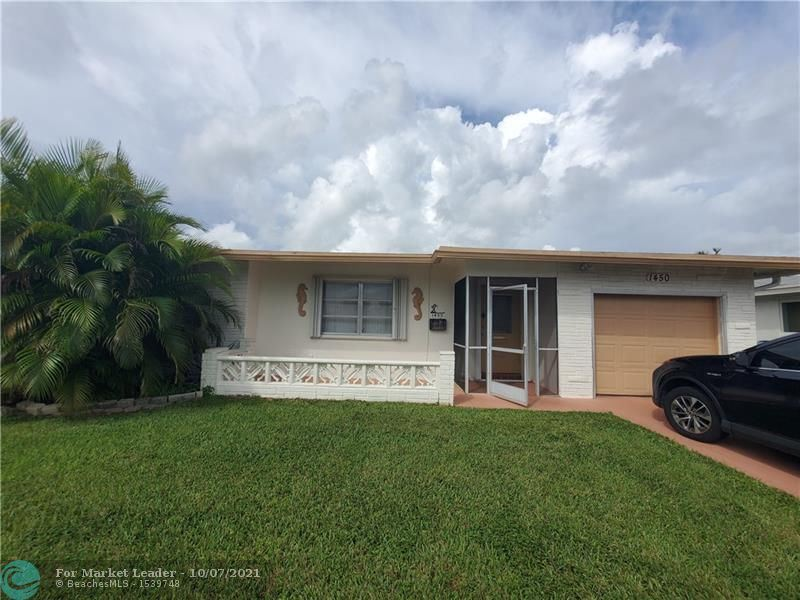 Photo of 1450 NW 70th Ter, Margate, FL 33063 (MLS # F10303539)