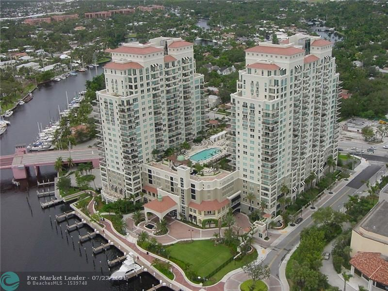 Photo of 610 W LAS OLAS BL #1814N, Fort Lauderdale, FL 33312 (MLS # F10293540)