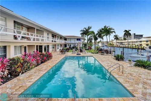 Photo of 2857 NE 32ND ST #26, Fort Lauderdale, FL 33306 (MLS # F10260542)