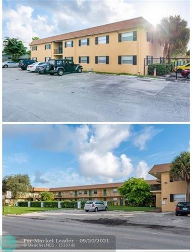 Photo of 1401 NE 17th Ct #101, Fort Lauderdale, FL 33305 (MLS # F10301543)