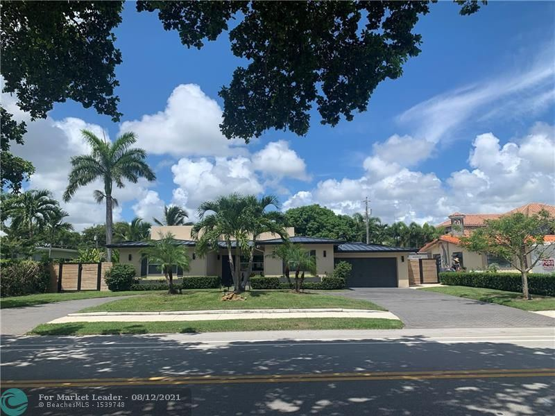 Photo of 1711 Bayview Dr, Fort Lauderdale, FL 33305 (MLS # F10296543)