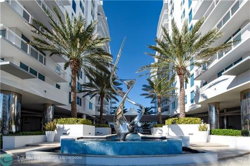 Photo of 2821 N Ocean Blvd #403S, Fort Lauderdale, FL 33308 (MLS # F10254544)