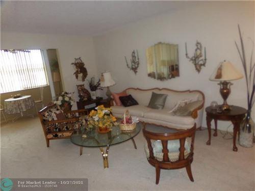 Photo of 8020 Hampton Blvd #512, North Lauderdale, FL 33068 (MLS # F10301544)