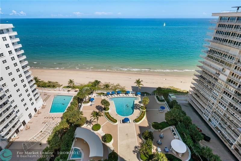 4240 Galt Ocean Dr #1803, Fort Lauderdale, FL 33308 - #: F10300544