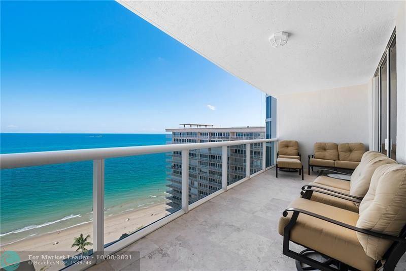 Photo of 4240 Galt Ocean Dr #1803, Fort Lauderdale, FL 33308 (MLS # F10300544)