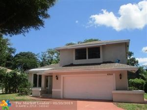 Photo of 6344 NW 50 Street, Coral Springs, FL 33067 (MLS # F10177545)