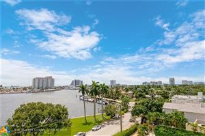 Photo of 2500 E Las Olas Blvd. #603, Fort Lauderdale, FL 33301 (MLS # F10193545)