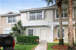 Photo of Listing MLS f10188546 in 3306 Concert Ln #130 Margate FL 33063