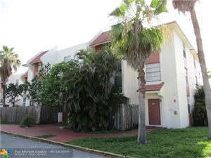 Photo of 1744 NW 55th Ave #103, Lauderhill, FL 33313 (MLS # F10182547)