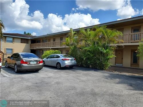 Photo of 8704 NW 35th St #107, Coral Springs, FL 33065 (MLS # F10250547)
