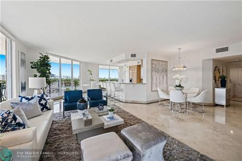Photo of 100 S Birch Rd #806, Fort Lauderdale, FL 33316 (MLS # F10284547)