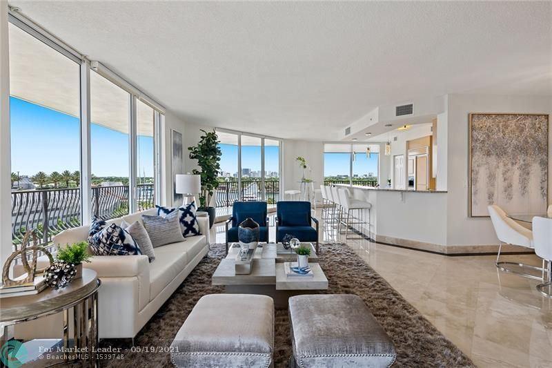 Photo of 100 S Birch Rd #806, Fort Lauderdale, FL 33316 (MLS # F10284547)