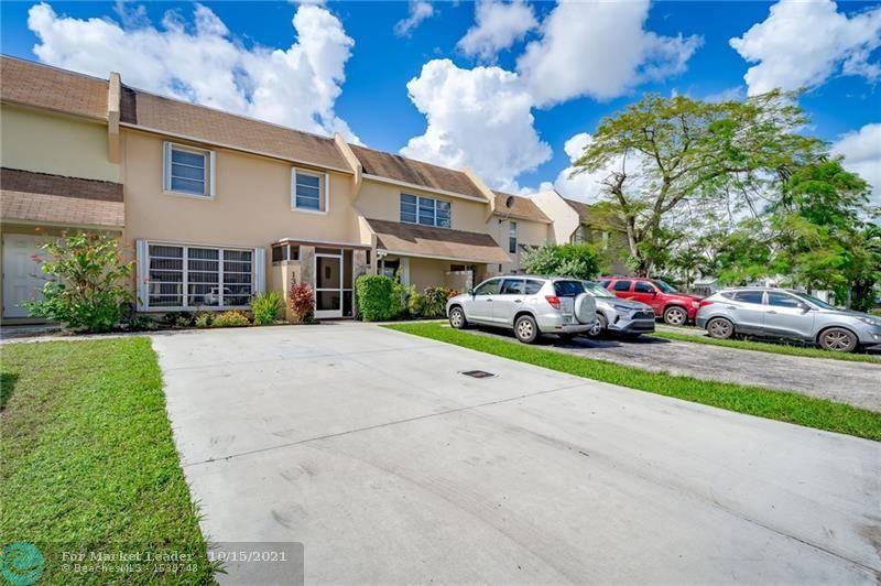 Photo of 1350 Silverado #1350, North Lauderdale, FL 33068 (MLS # F10304547)