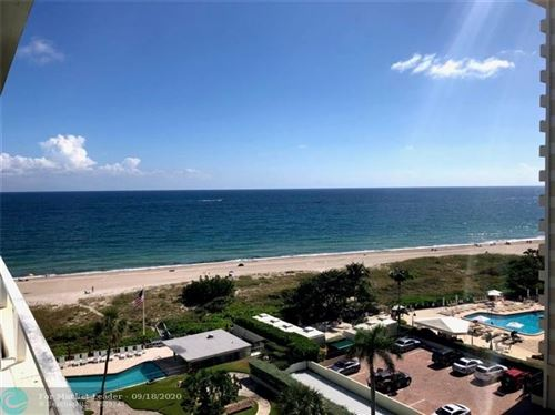 Photo of 1850 S Ocean Blvd #905, Lauderdale By The Sea, FL 33062 (MLS # F10248548)