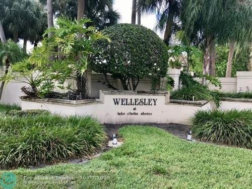 Photo of 8141 B Bridgewater Court #B, West Palm Beach, FL 33406 (MLS # F10251548)
